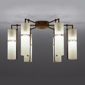 山田照明 LEDシャンデリア 白熱150W相当 電球色 CD-4296-L
