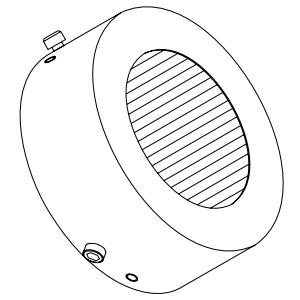 山田照明 スポットライトオプティカルアクセサリー スプレッドレンズ TG-378