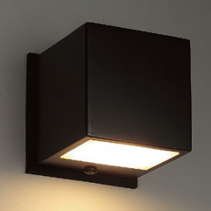 山田照明 LED一体型ブラケットライト 白熱30W相当 電球色 定格光束83lm ブラック AD-2417-L