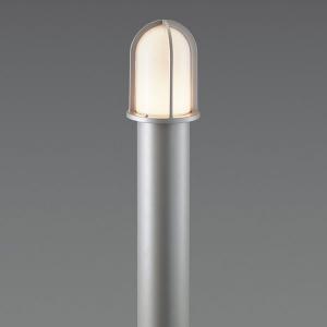 山田照明 LEDガーデンライト 白熱40W相当 電球色 定格光束314lm ダークシルバー AD-2555-L