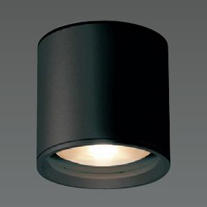 山田照明 LED軒下シーリング 防雨型 電球色相当 定格光束1083lm FHT24W相当 ブラック AD-2601-L