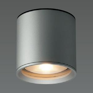 山田照明 LED軒下シーリング 防雨型 電球色相当 定格光束1083lm FHT24W相当 ダークシルバー AD-2602-L