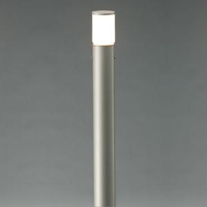 山田照明 LEDガーデンライト 白熱40W相当 電球色 定格光束220lm ダークシルバー AD-2606-L