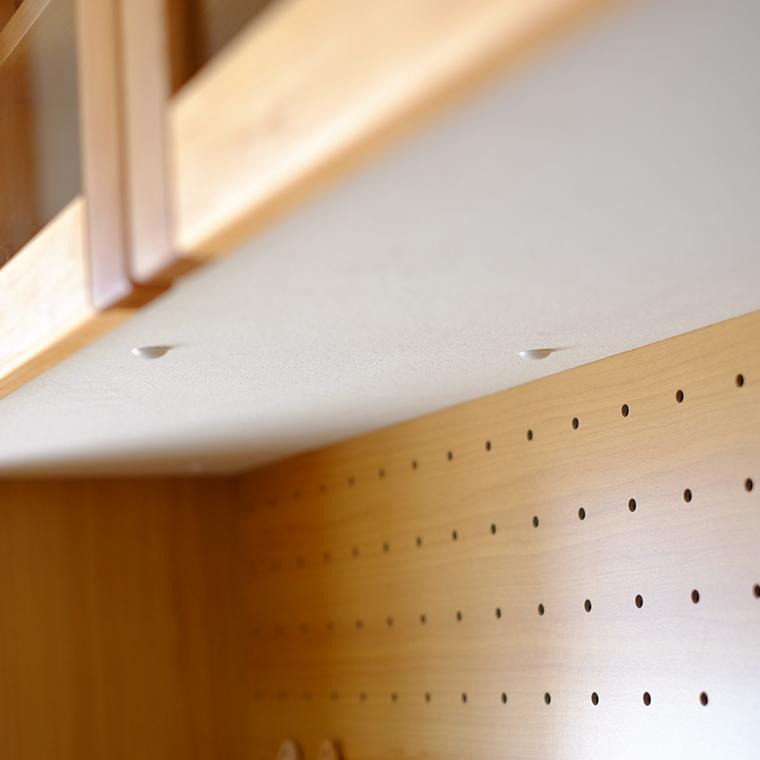 [ISSEIKI 一生紀 200001] エリス ナチュラル -エリス 高さ180 無垢 送料無料 幅120cm 120 収納家具 オープンボード ERIS 120 OP 家電ボード - おしゃれ 食器棚 120 レンジ台 キッチン収納 アルダー