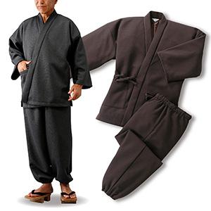 完成品 日本製タクティウォーム裏起毛作務衣(36269) 紳士 メンズ さむえ ルームウェア 上下セット 室内着 和服【送料無料】【smtb-TD】【saitama】【2020 秋冬モデル】, 多良見町 b3c2fe97