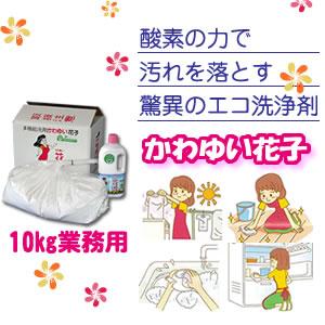 【送料無料】酸素系多目的洗剤 花子 10kg 業務用【smtb-TD】【saitama】
