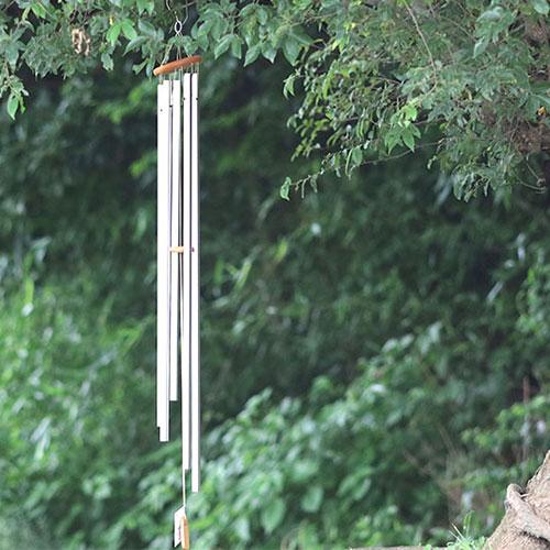【ウインドチャイム ウエストミンスター全長145cm】アメリカ woodstock社【 送料無料 】
