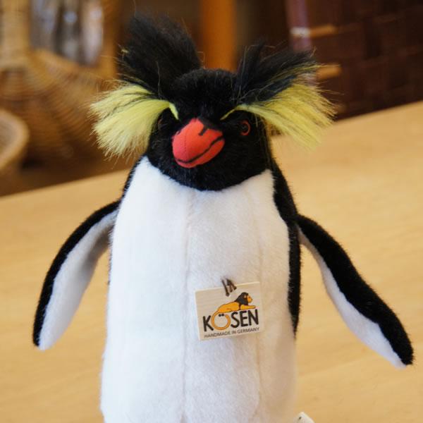ケーセン(Kosen)社 【いわとびペンギン】【送料無料(一部地域を除く)】