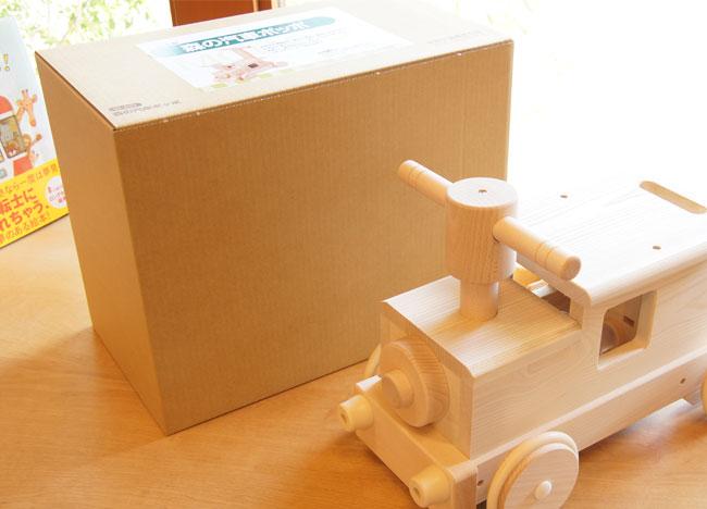 手押し車【森の汽車ポッポ】赤ちゃん 国産 木製