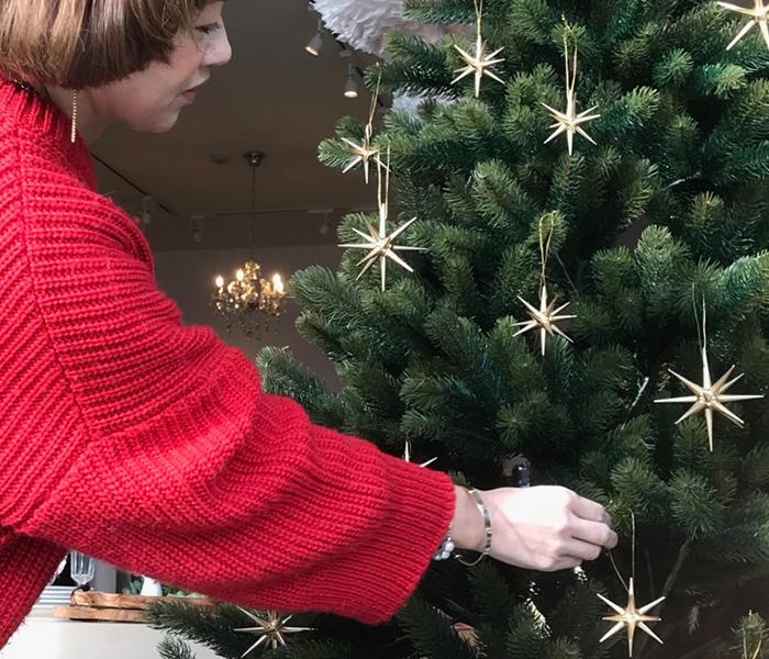 大人っぽい素敵なデコレーションに!クリスマスツリーに飾る、おしゃれなオーナメントを教えて