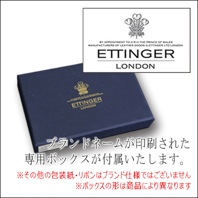 Expressing a two-tone yellow Ettinger [ETTINGER], [Black] [ET51] and the exquisite contrast zip round purse [mens MEN's]