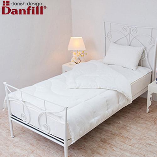 ダンフィル ベルクラウドオーバーレイ シングル ホワイト (メーカー直送品:同梱不可) 通販 (d)