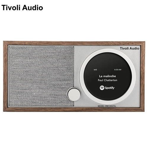 【あす楽】Tivoli Model One Digital Walnut/Grey チボリ 在庫限り(mz)