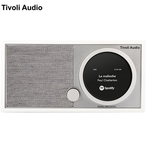 Tivoli Model One Digital White/Grey