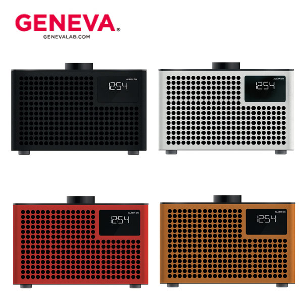 Geneva Acustica Lounge Radio ジェネバ アコースティカ ラウンジ ラジオ(ブルートゥーススピーカー)