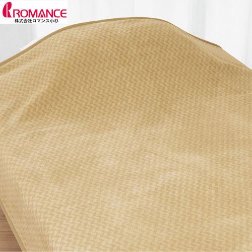 ロマンス岩盤浴 ニューマイヤー毛布 軽量タイプ ダブル