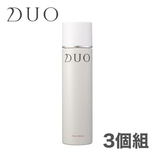 デュオ D.U.O. ザ ローション 120mL 3個組 DUO (201908)