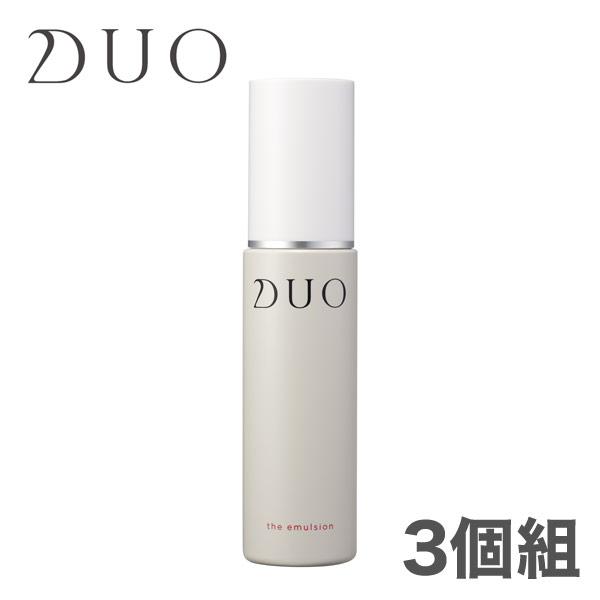 デュオ D.U.O. ザ エマルジョン 60mL 3個組 DUO (201908)