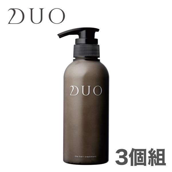 デュオ D.U.O. ザ ヘアトリートメント 320mL 3個組 DUO (201908)