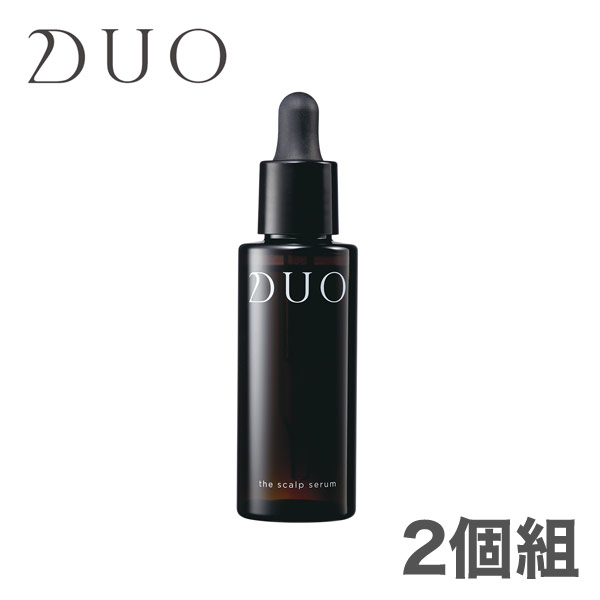 デュオ D.U.O. ザ スカルプセラム 60mL 2個組 DUO (201908)