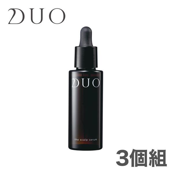 デュオ D.U.O. ザ スカルプセラム 60mL 3個組 DUO (201908)