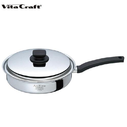 (10年保証付) (ビタクラフト) Vita Craft アリゾナ フライパン 27cm No.8548 通販