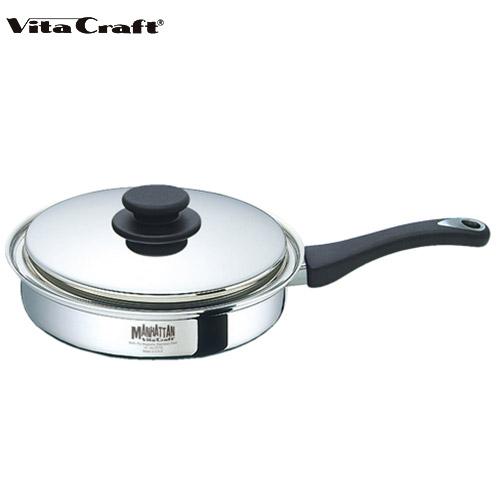 (10年保証付) Vita Craft ビタクラフト マンハッタン フライパン 27.0cm 5776 片手鍋 通販 (mz)(cp)
