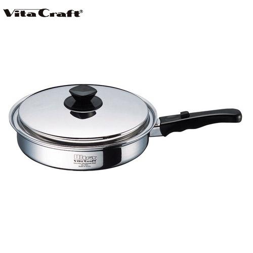 【あす楽】(10年保証付) Vita Craft ビタクラフト ウルトラ フライパン27.0 No.9411 (mz)(cp)