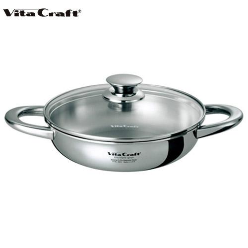 (10年保証付) ビタクラフト マルチパン 21cm No.4853 Vita Craft 通販