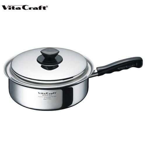 ビタクラフト Vita Craft ヘキサプライ 片手鍋 2.9L No.6115 通販