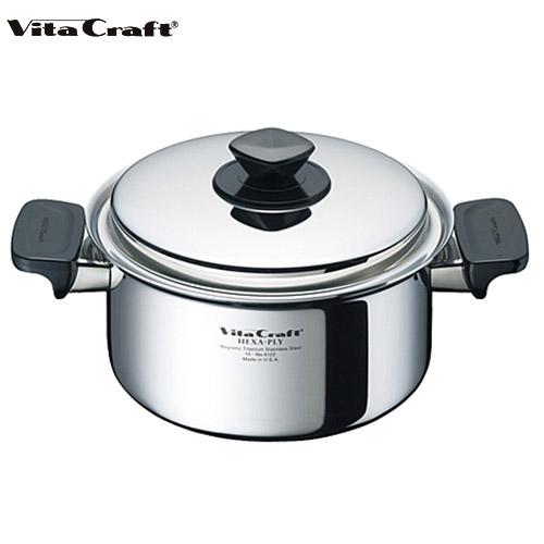 ビタクラフト Vita Craft ヘキサプライ 両手鍋 3.0L No.6122 通販