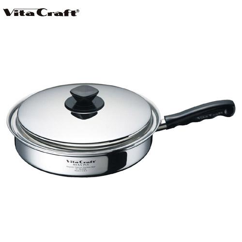 ビタクラフト Vita Craft ヘキサプライ フライパン 27.0cm No.6132 通販