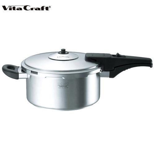 【あす楽】【在庫限り終了】Vita Craft ビタクラフト 圧力鍋 シクロ 4.5L No.0709 通販 (mz)(cp)