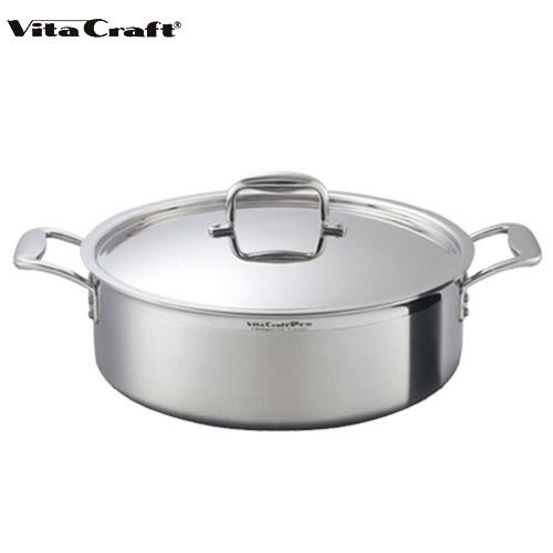 ビタクラフト Vita Craft プロ 外輪鍋 12.0L No.0237 通販