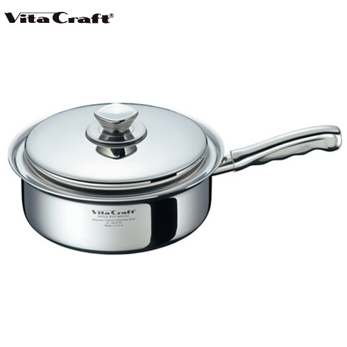 ビタクラフト Vita Craft ヘキサプライメタル 片手鍋 2.9L No.6145