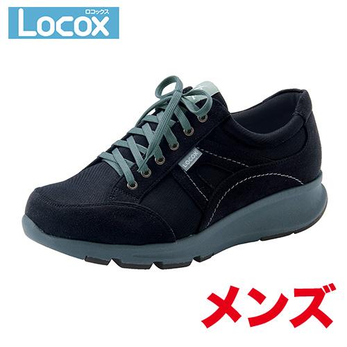 (正規販売店) Locox ワイドステップウォーカー メンズ ロコックス オリジナルブランド 通販 シューズ 靴 (PB)