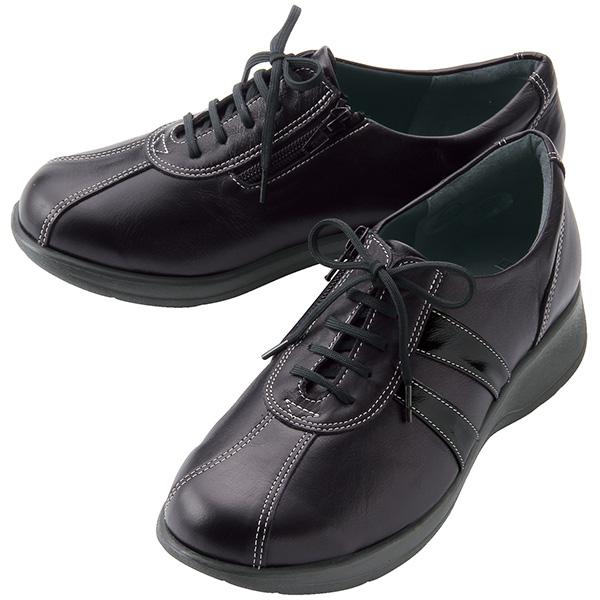高井さんの靴 5E牛革軽量コンフォートシューズ レディース 靴 (PB)