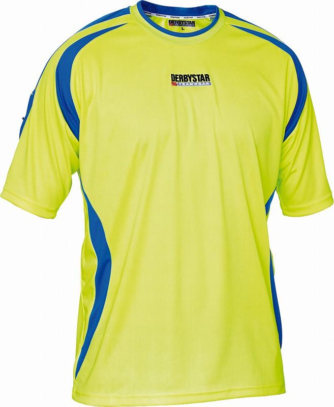 公式 ダービースター DERBYSTAR キーパーシャツ AKANDO GKウエアー S イエロー 大人気 サイズ 受賞店