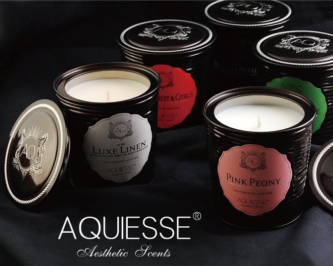 AQUIESSE アクイエッセ 촛불 DECORATIVE TIN CANDLE 촛불 촛불 아로마 캔 들 신작 촛불 크리스마스 캔 들