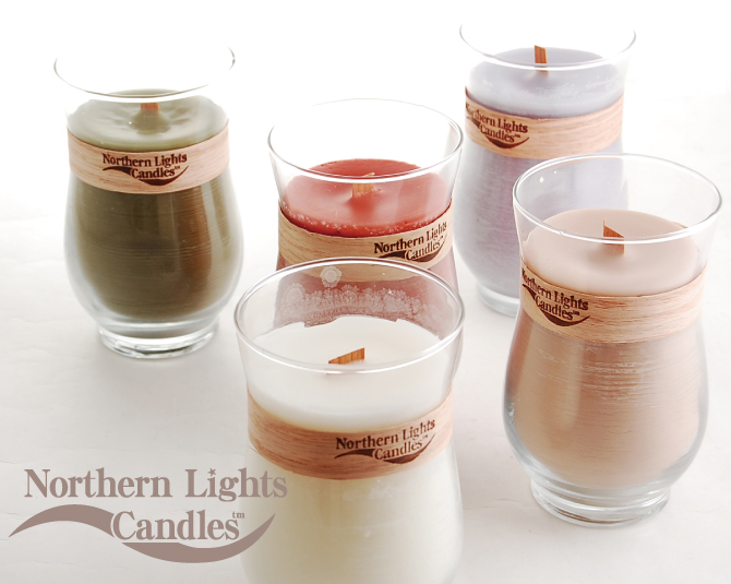 NORTHERN LIGHT CANDLES (northern Lights Candles) WOODLAND Candles Candles  Candles Candles Christmas Candle Design Inspirations