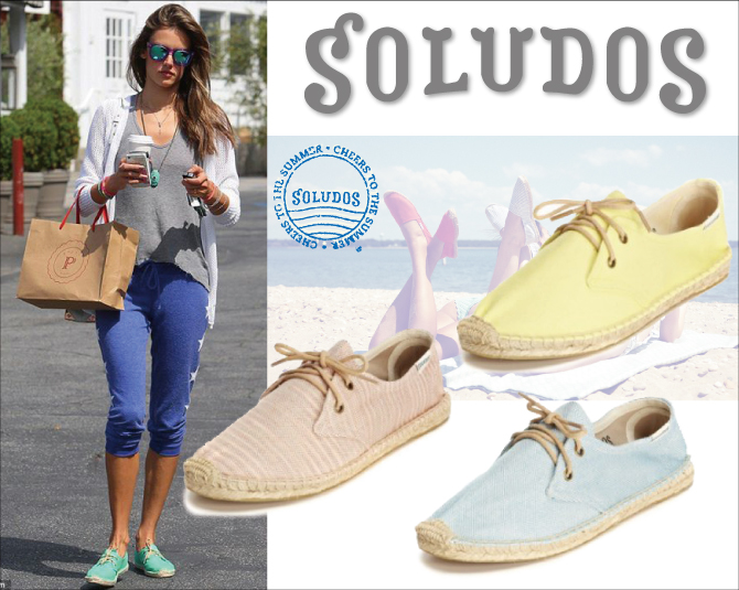 Chaussures - Espadrilles Soludos YL3a6CCR4