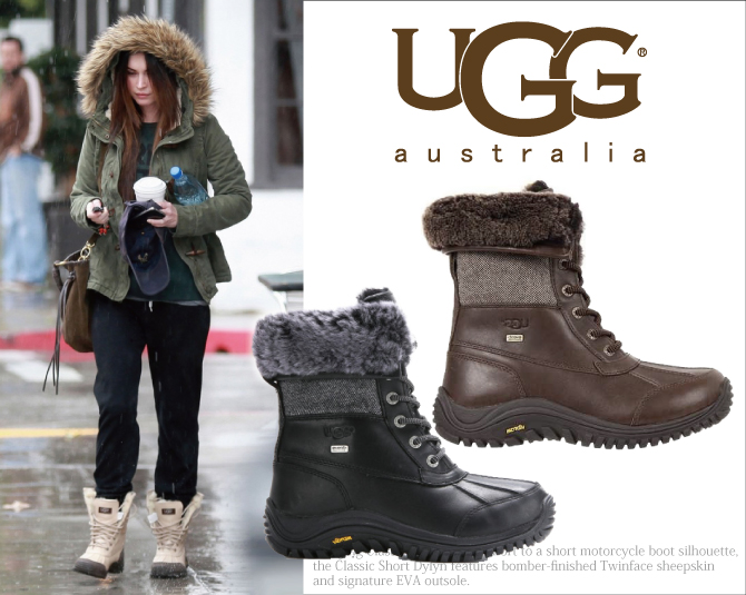 UGG ugg boots Adirondack Tweed Boot Adirondack Tweed Womens boots warter proof (water repellent) is not snow or rain is the heart