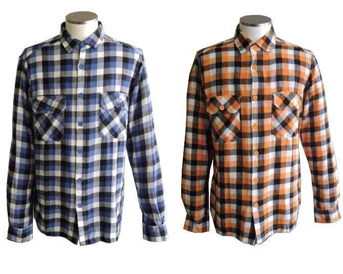 ADDICT(アディクト)FIELD SHIRT チェックシャツ【アメカジ】【メンズ】【スウェット】【アウトドア】