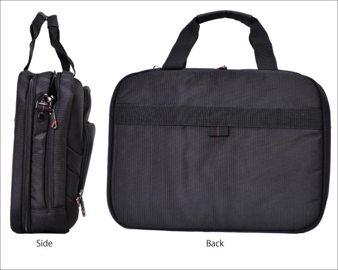 新秀丽 Samsonite 氙 2 Toploader 2 的衣袖 PFT/TSA 包商务包公文包黑色 49209 1041