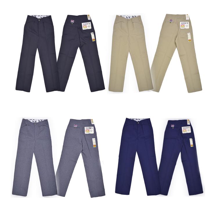 08c1cd0df4 BEN DAVIS Ben Davis Original Ben s Pants Trim Fit chinos work pants men s  894