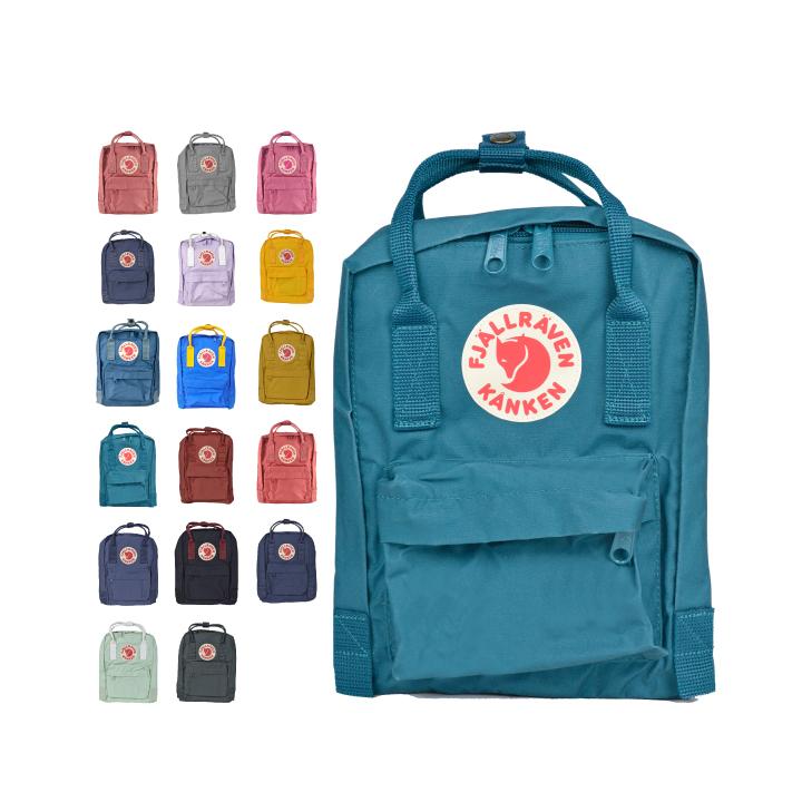 カンケン バッグ 7L ミニ 新着セール リュック kanken mini bag FJALL レディース キッズ ナップサック バックパック フェールラーベン 通学 子供用 RAVEN ラッピング無料
