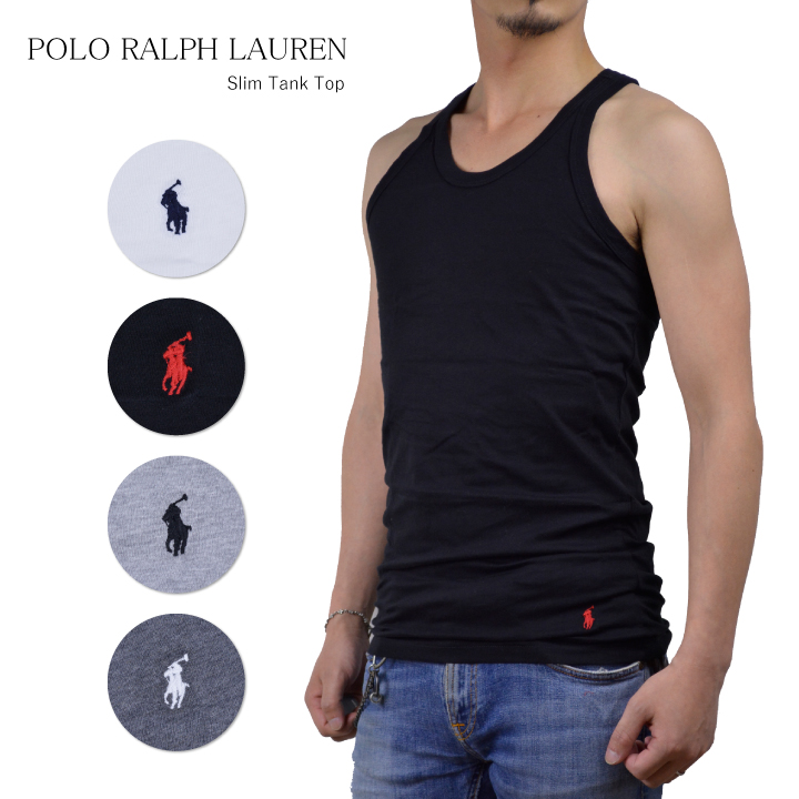 Lauren Tank The Side Fit Slim Fitting Small On Top Point Ralph Polo One byY7If6vg