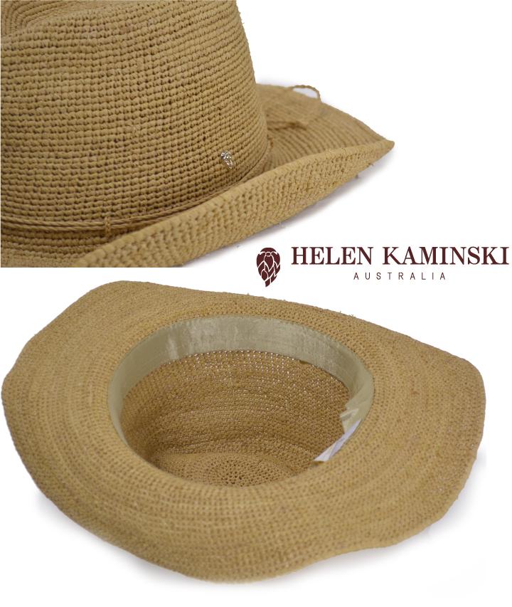 DEROQUE  Helen Kaminski hats HELEN KAMINSKI Kaminski BELEN Belen ... 84409f29fdb8