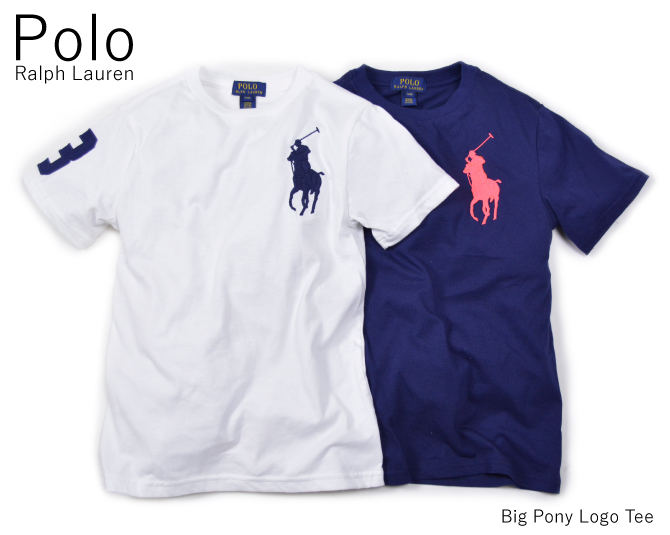 a66a9c47f DEROQUE: Polo Ralph Lauren Kids polo Ralph Lauren kids Big Pony Logo ...