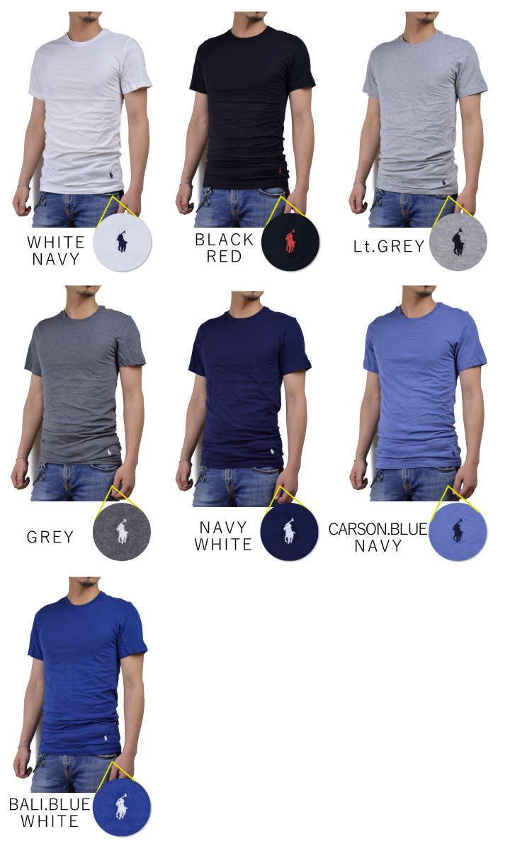 9df07cd42 ... Ralph Lauren Ralph one point T-shirt round neck POLO RALPH LAUREN slim  fitting on ...